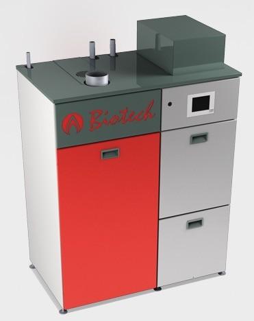 Chaudière Biomasse - 2