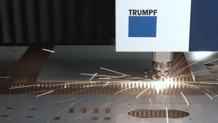 Découpe laser - 2