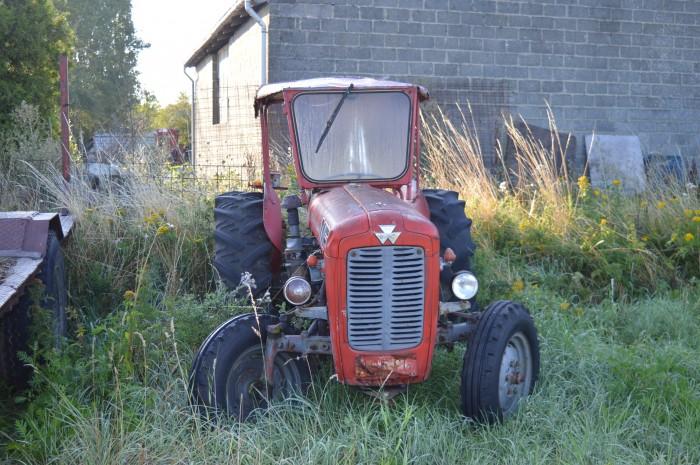 Tracteurs à vendre - 1