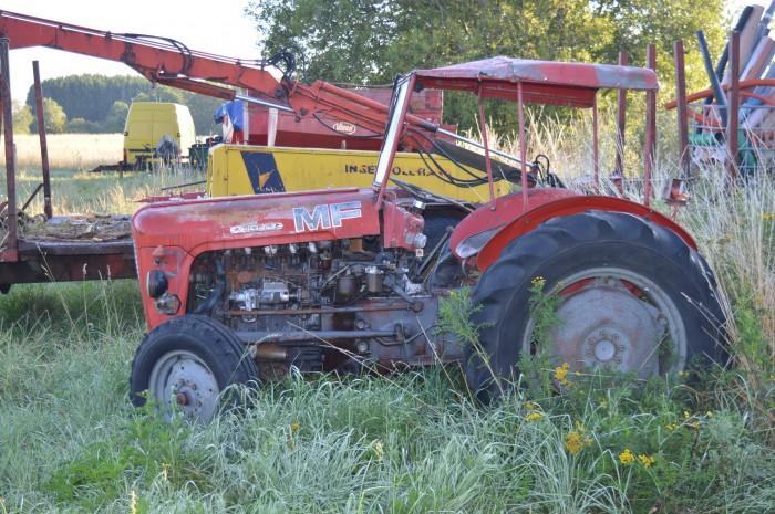 Tracteurs à vendre - 2