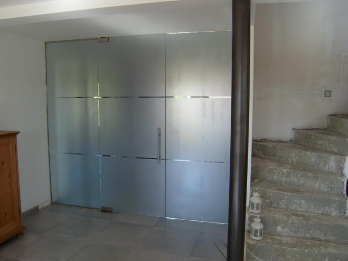Portes intérieures - 17