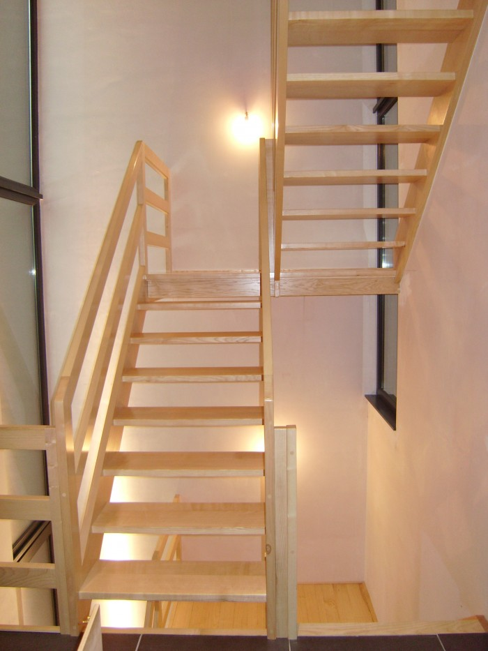 Escaliers sur mesure - 17