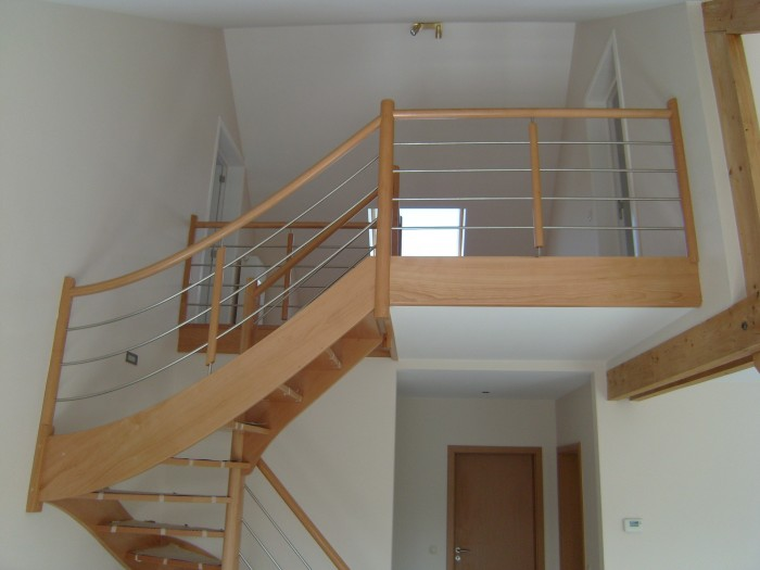 Escaliers sur mesure - 18