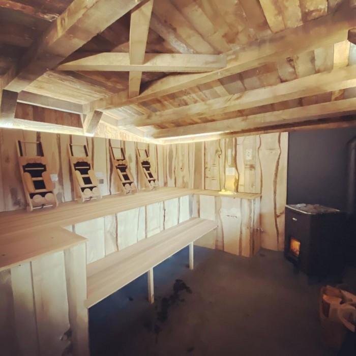 Sauna extérieur - 1