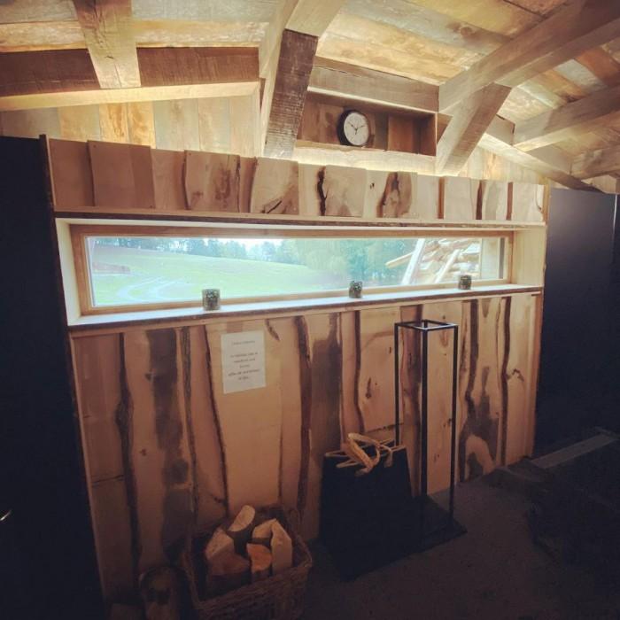 Sauna extérieur - 2