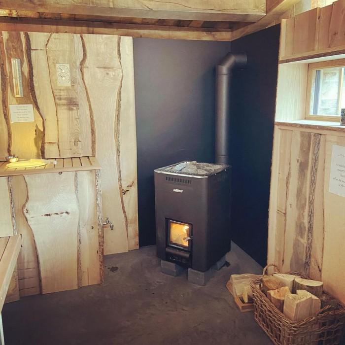 Sauna extérieur - 3