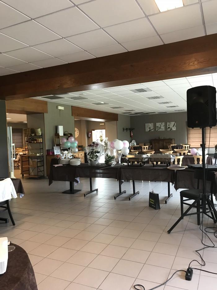 Salle de banquets - 15