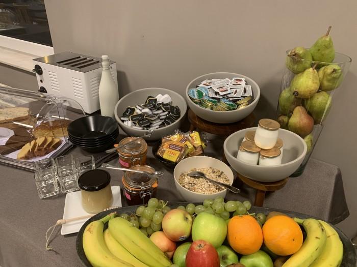 Buffet déjeuner - 3