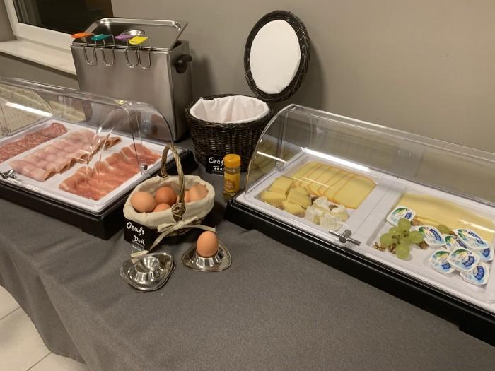 Buffet déjeuner - 4