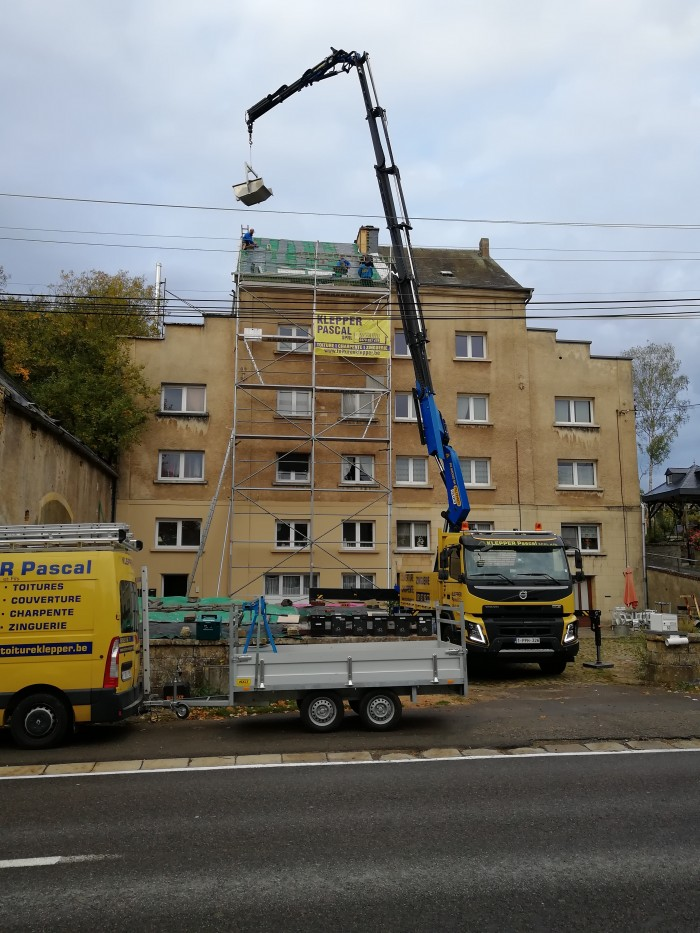 Camion grue - 8