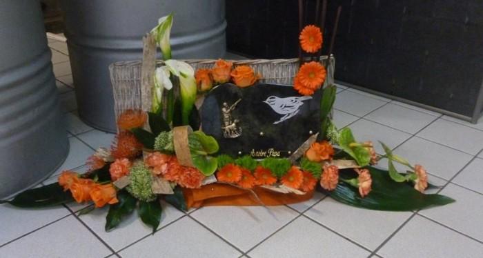 Montages funéraires - 1