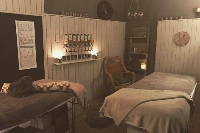 Cabine de massage solo ou duo