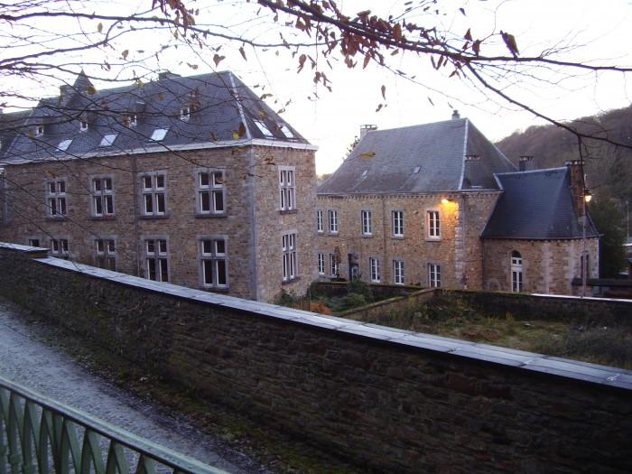 Le quartier de l'ancien hôpital