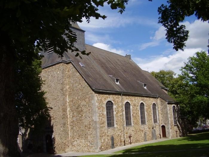Eglises et légendes