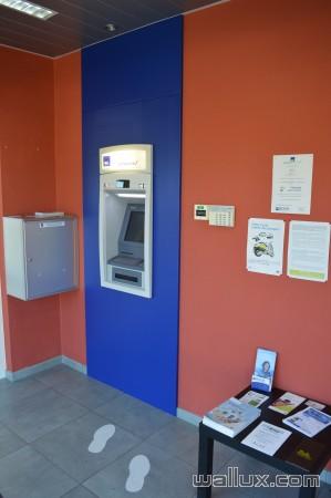 Distributeur Bancontact - 1