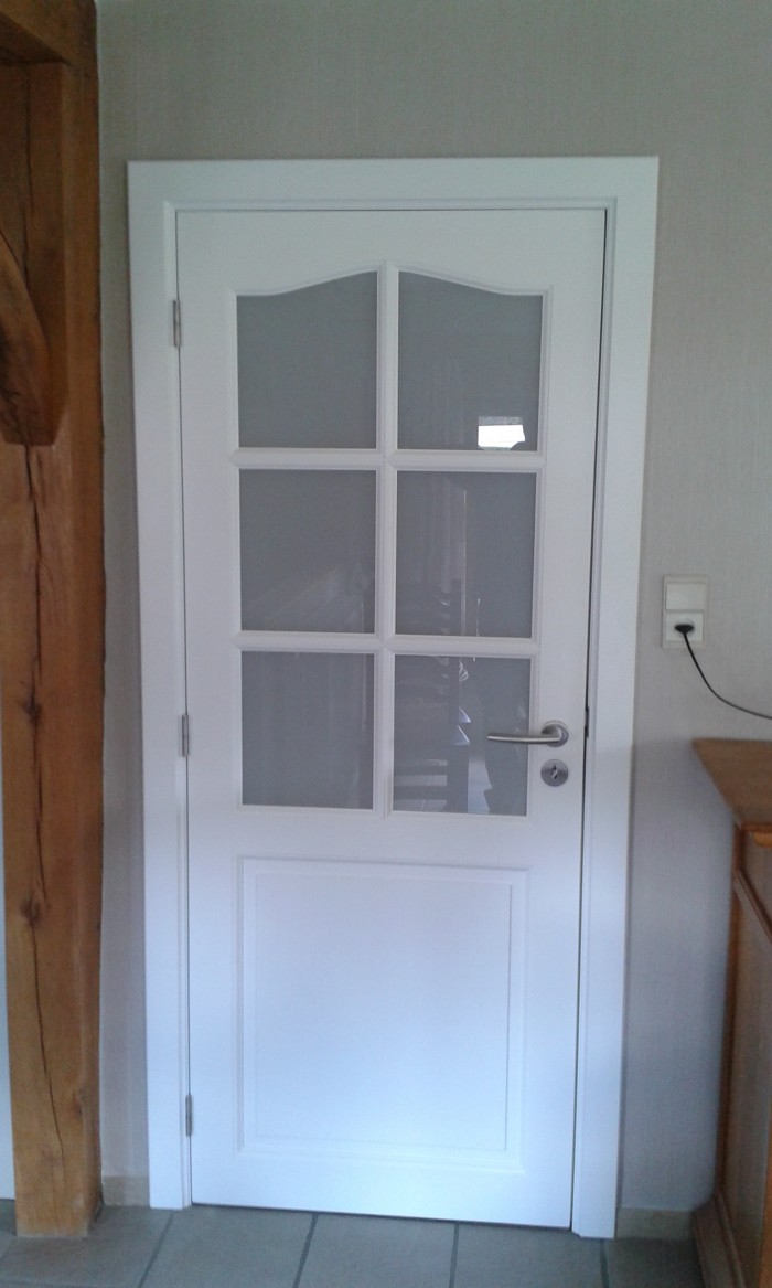 Portes intérieures - 4