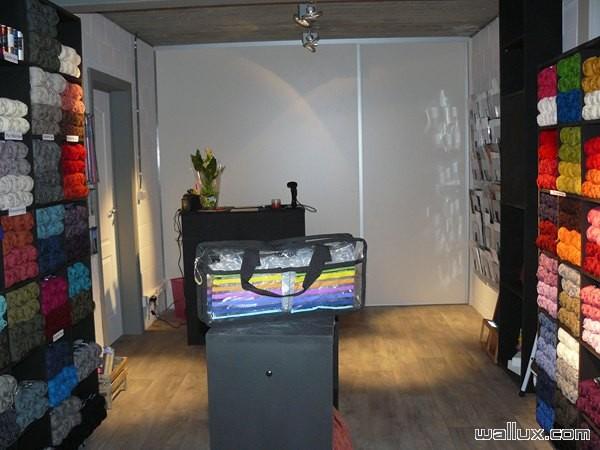 Aménagement magasin - 2