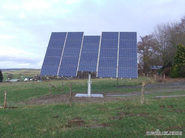 Panneaux photovoltaïques - 3