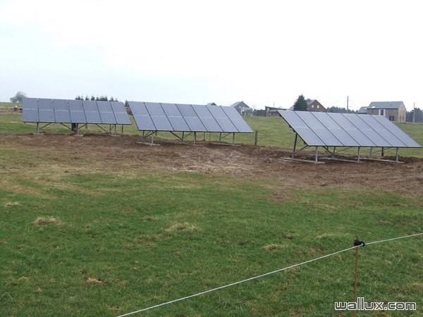 Panneaux photovoltaïques - 2