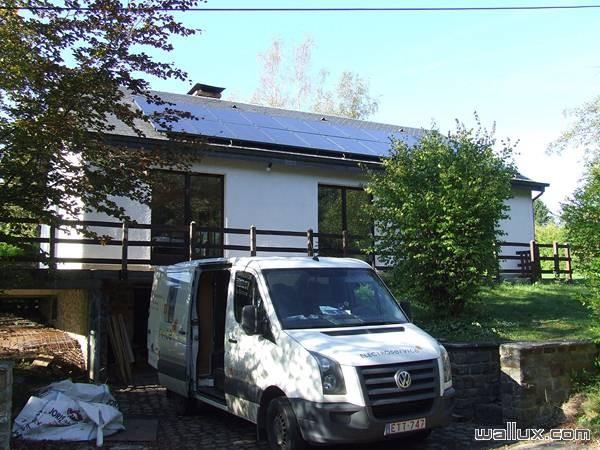 Panneaux photovoltaïques - 4