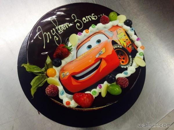 Gâteaux d'anniversaires - 4