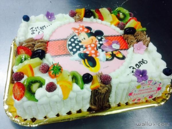 Gâteaux d'anniversaires - 5