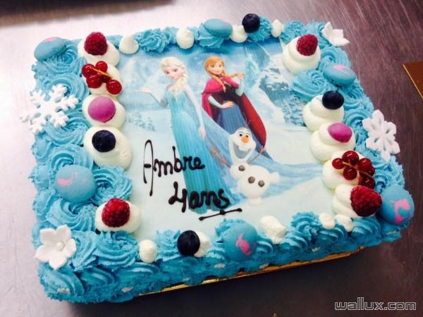 Gâteaux d'anniversaires - 6