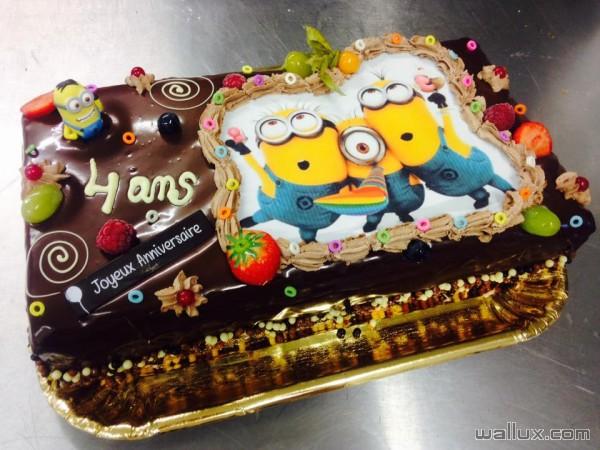 Gâteaux d'anniversaires - 8