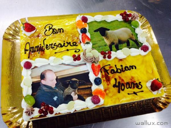 Gâteaux d'anniversaires - 12