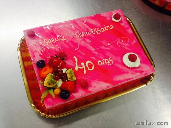 Gâteaux d'anniversaires - 23