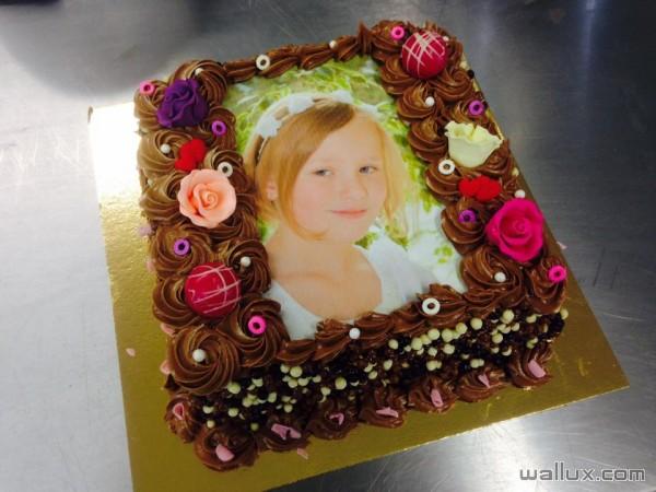 Gâteaux de communions - 1
