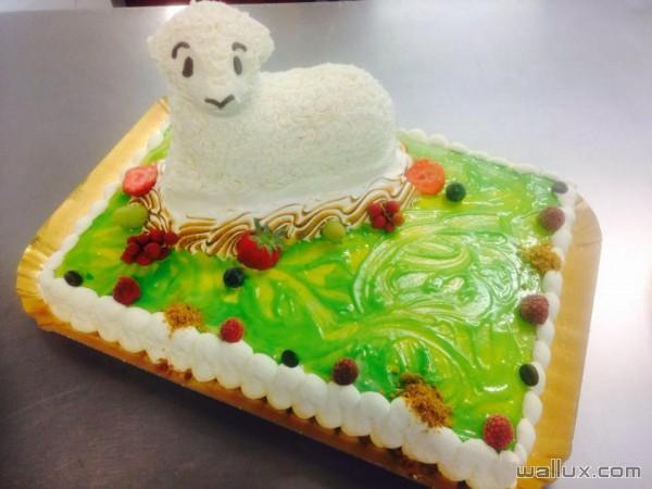 Gâteaux de communions - 2