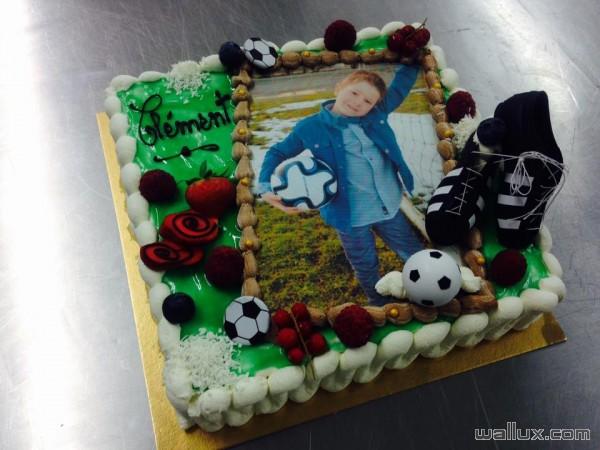Gâteaux de communions - 3