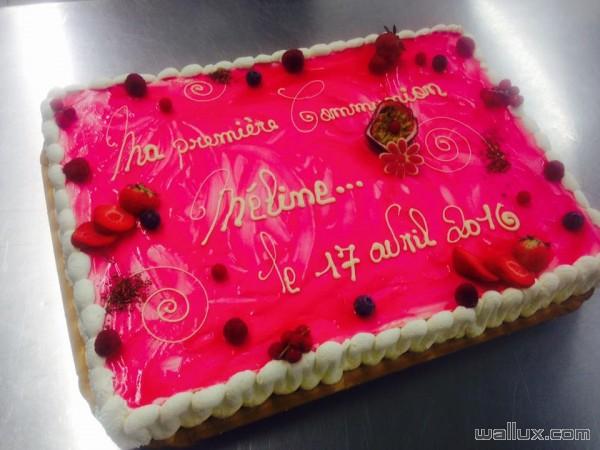 Gâteaux de communions - 4