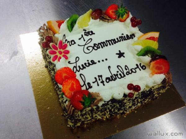 Gâteaux de communions - 5