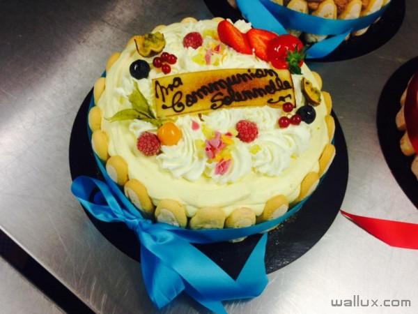Gâteaux de communions - 6