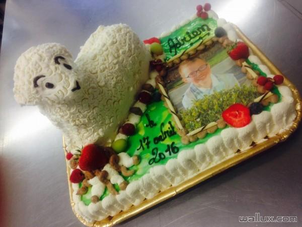 Gâteaux de communions - 11