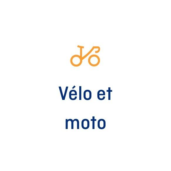 Assurance pour votre vélo ou moto