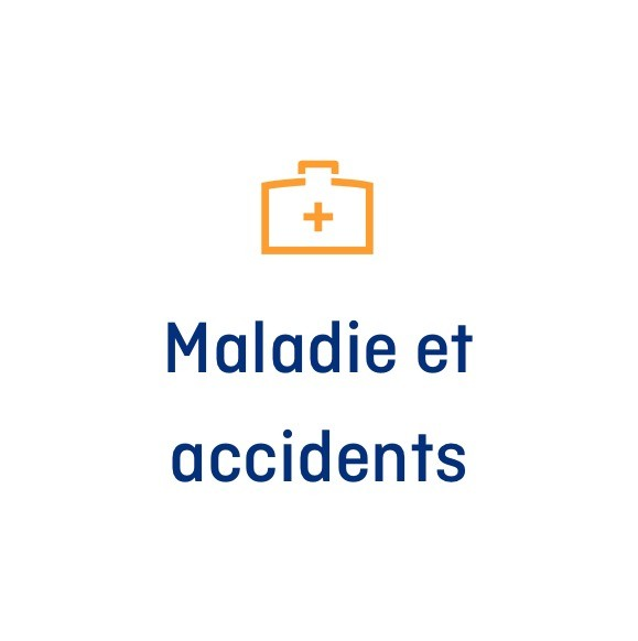 Assurance maladie / accident