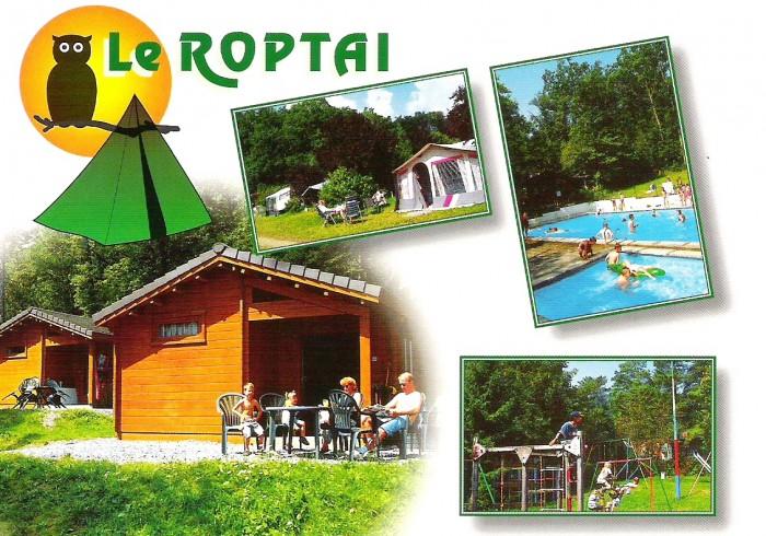 Camping le Roptai à Ave et Auffe