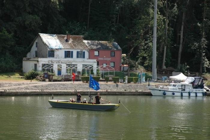 Le Passage d'eau de Waulsort