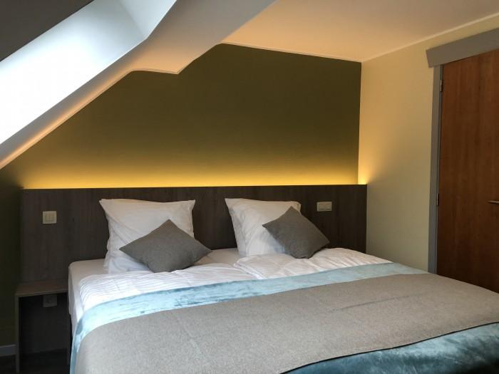Chambre double 18 m²