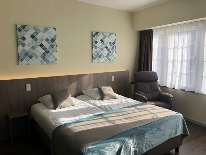 Chambre de luxe 23 m²