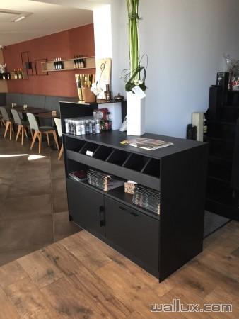Brasserie Le Jacquemart Mobilier Mdf Dre