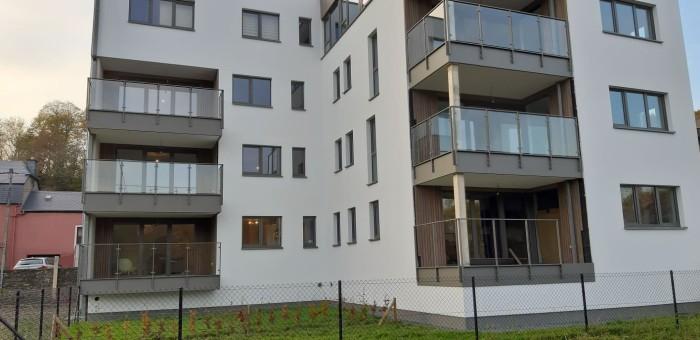 Terrasses immeuble à appartement