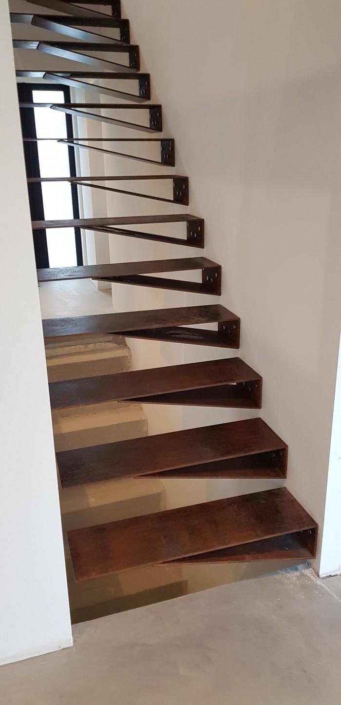 Escalier Acier - 1