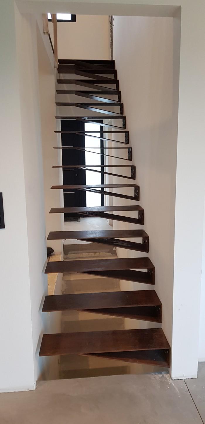 Escalier Acier - 4