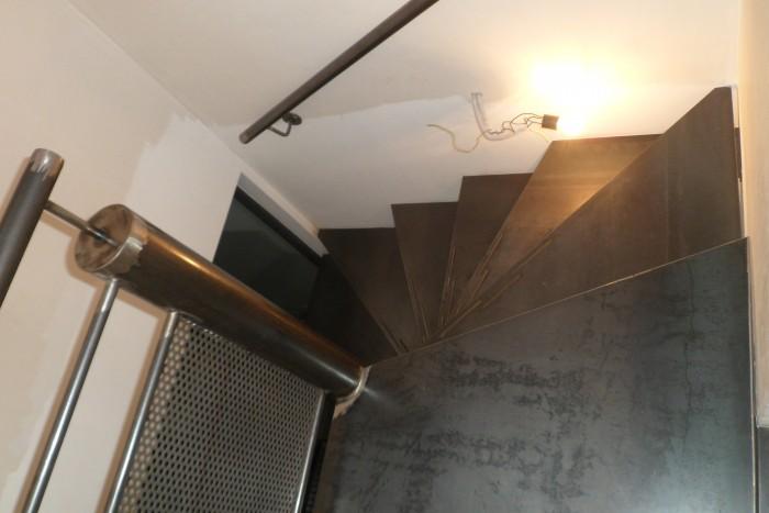 Escalier Acier - 8
