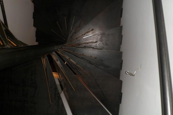 Escalier Acier - 9