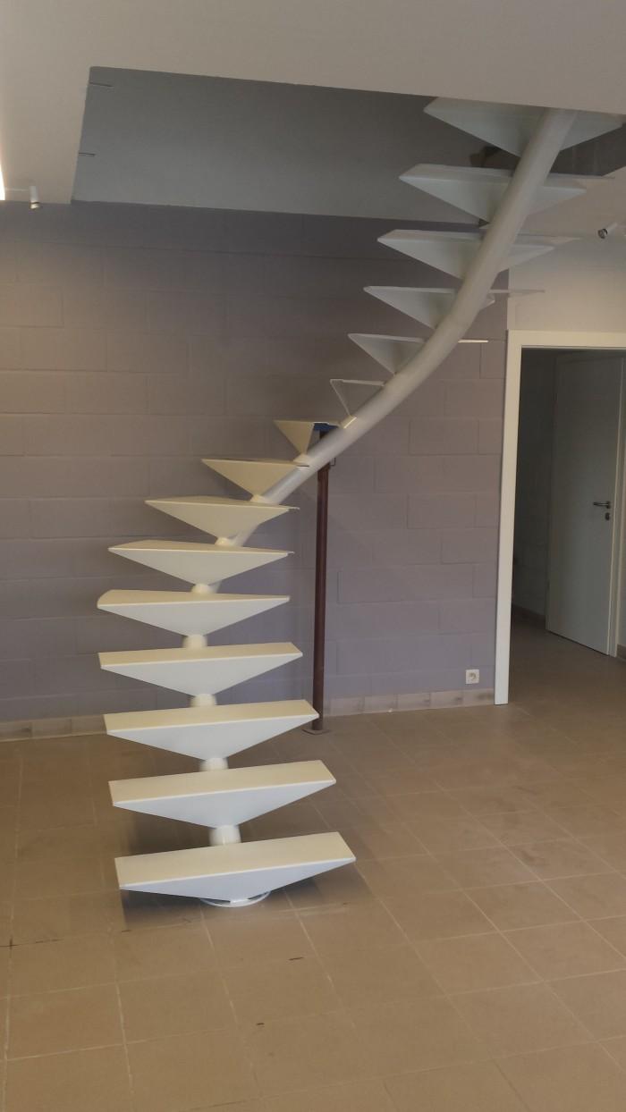 Escalier Acier - 10